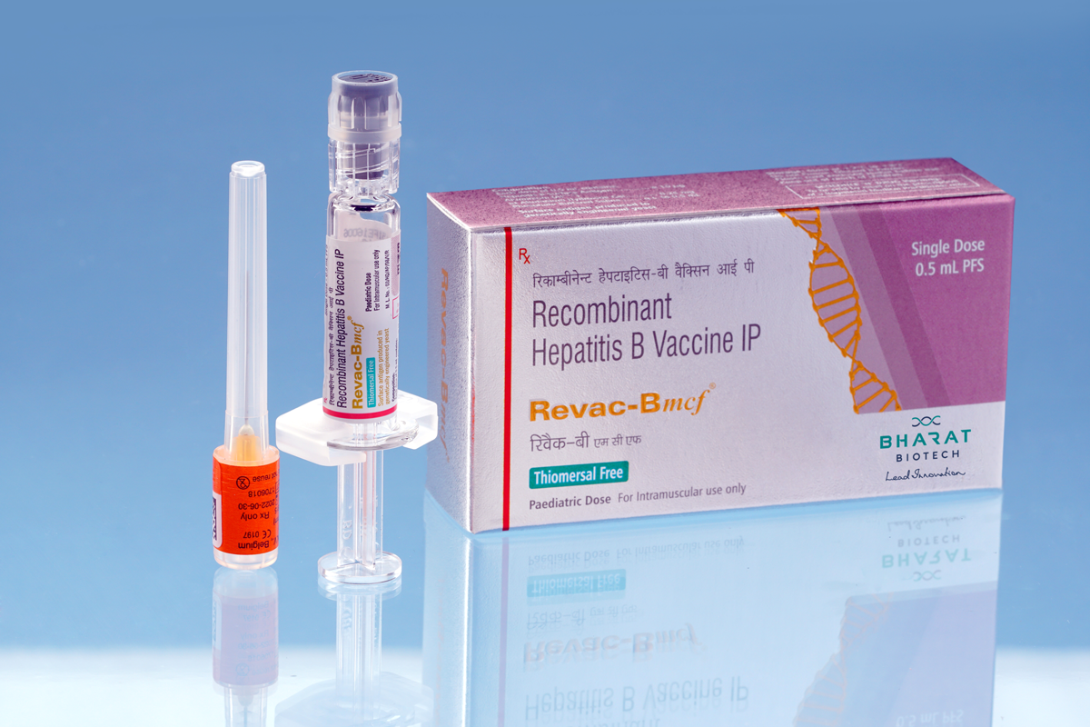 Revac B Diarrhea vaccine in india